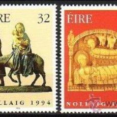 Francobolli: IRLANDA. 1994. NAVIDAD. YVERT 881 A 884. Lote 36303121