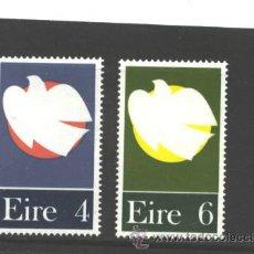 Sellos: IRLANDA 1972 - YVERT NRO. 280-81 - NUEVOS. Lote 203798762