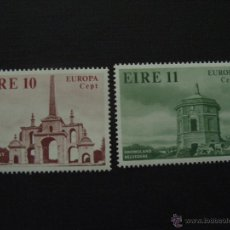 Sellos: IRLANDA Nº YVERT 394/5 *** AÑO 1978. EUROPA. MONUMENTOS. Lote 73839803