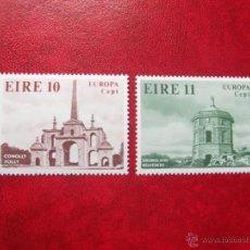 Sellos: IRLANDA 1978, YVERT 394-95, MNH-SC. Lote 47780516