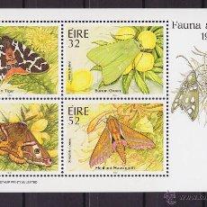 Sellos: IRLANDA HB-17 FAUNA Y FLORA 1994 NUEVO LUJO MNH *** SC. Lote 112841790
