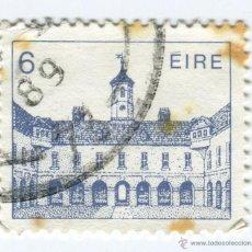 Sellos: IRLANDA 1983. ARQUITECTURA - DR. STEEVENS - HOSPITAL (1733) DUBLIN. Lote 50611170