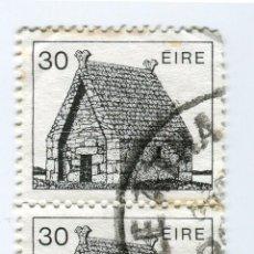 Sellos: IRLANDA 1983. ARQUITECTURA - ORATORIUM (6TH CTY.) ST. MACDARA ISLAND. Lote 50611225