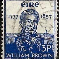 Sellos: IRLANDA 1957- YV 0132. Lote 51445626