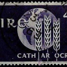 Sellos: IRLANDA 1963- YV 0157. Lote 51445748