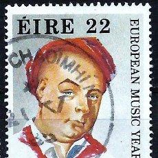 Sellos: IRLANDA 1985- YV 0568. Lote 51446176