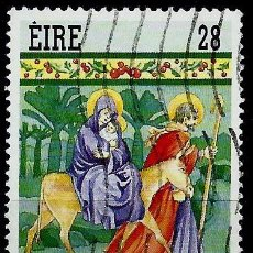Sellos: IRLANDA 1993- YV 0845. Lote 51446432
