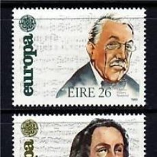 Sellos: IRLANDA 1985 TEMA EUROPA SERIE NUEVO LUJO MNH *** SC. Lote 53051309