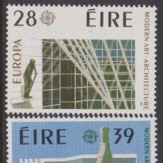 Sellos: IRLANDA 1987 TEMA EUROPA SERIE NUEVO LUJO MNH *** SC. Lote 53051441