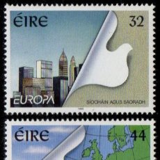 Sellos: IRLANDA 1995 TEMA EUROPA NUEVO LUJO SERIE MNH *** SC. Lote 53196953