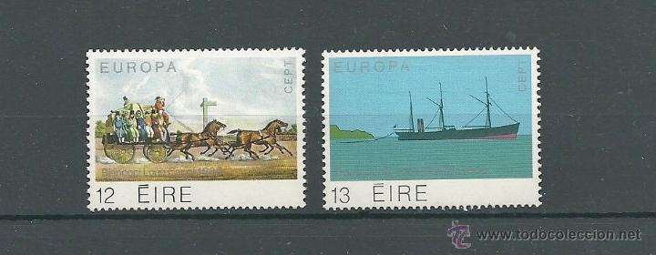IRLANDA 1979 TEMA EUROPA SERIE LUJO NUEVO MNH *** SC (Sellos - Extranjero - Europa - Irlanda)