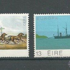 Sellos: IRLANDA 1979 TEMA EUROPA SERIE LUJO NUEVO MNH *** SC. Lote 53197207