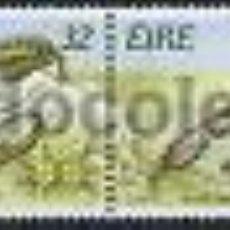 Sellos: IRLANDA SERIE 1995 ANFIBIOS Y REPTILES NUEVOS LUJO VER DETALLE MNH *** SC. Lote 53230125
