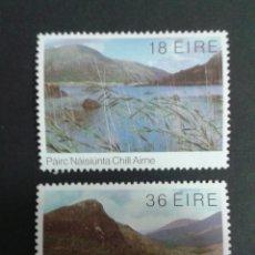 Sellos: SELLOS DE IRLANDA. YVERT 463/4. SERIE COMPLETA NUEVA SIN CHARNELA. . Lote 53688474
