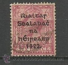 IRLANDA YVERT NUM. 9 USADO (Sellos - Extranjero - Europa - Irlanda)