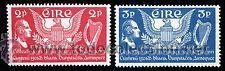 IRLANDA 1939 YV-75 Y 76 NUEVO LUJO ANIVERSARIOS MNH *** SC (Sellos - Extranjero - Europa - Irlanda)