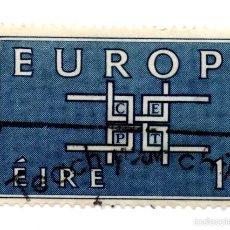 Sellos: IRLANDA 1963-N.167- EUROPA-AZUL. Lote 55142431