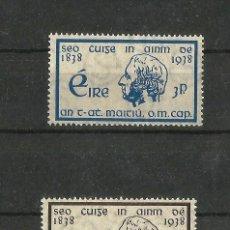 Sellos: IRLANDA 1938 CRUZADA DEL PADRE MATHEW. Lote 56488685