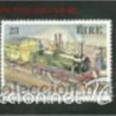 Sellos: TRENES DE IRLANDA. AÑO 1984. Lote 56733565