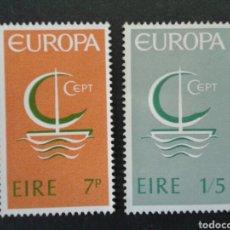 Sellos: SELLOS DE IRLANDA. YVERT 187/8. SERIE COMPLETA USADA. EUROPA CEPT.. Lote 63509742