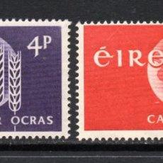 Timbres: IRLANDA 157/58* - AÑO 1963 - CAMPAÑA MUNDIAL CONTRA EL HAMBRE. Lote 69441637