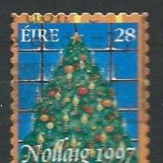 Sellos: IRLANDA,IRELAND,EIRE,1997,NAVIDAD,USADO. Lote 72743643