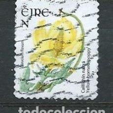 Sellos: IRLANDA,IRELAND,EIRE,2008,FLORES,USADO. Lote 72743903
