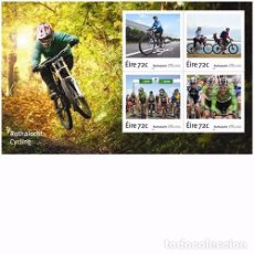Sellos: IRELAND 2016 - CYCLING IN IRELAND MINISHEET MNH. Lote 91398350