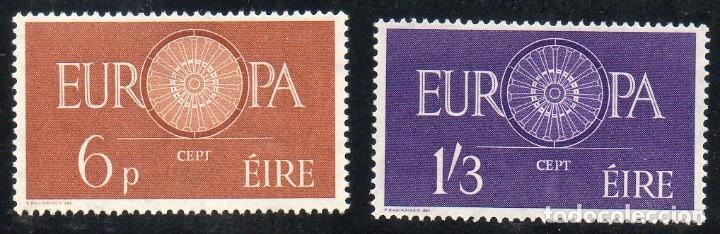 IRLANDA AÑO 1960 YV 146/7** EUROPA (Sellos - Extranjero - Europa - Irlanda)