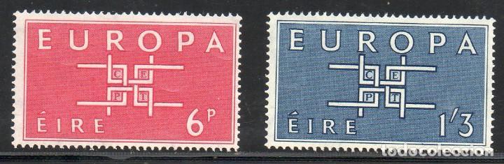 IRLANDA AÑO 1963 YV 159/0** EUROPA (Sellos - Extranjero - Europa - Irlanda)
