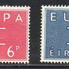 Sellos: IRLANDA AÑO 1963 YV 159/0** EUROPA. Lote 98800219