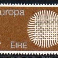 Sellos: IRLANDA AÑO 1970 YV 241/3** EUROPA . Lote 98801123