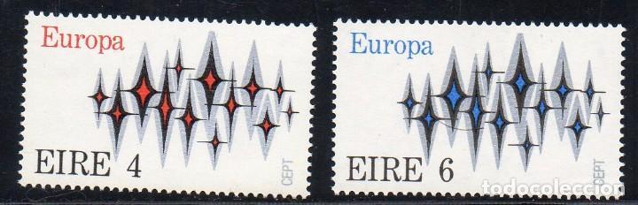 IRLANDA AÑO 1972 YV 278/9** EUROPA (Sellos - Extranjero - Europa - Irlanda)