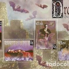 Sellos: IRLANDA ** & DRACULA 1997 (26) . Lote 99162747