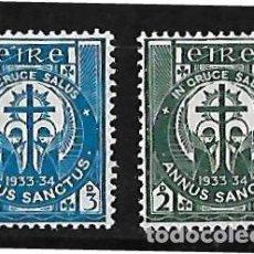 Sellos: IRLANDA 1933 AÑO SANTO NUEVOS. Lote 109591811