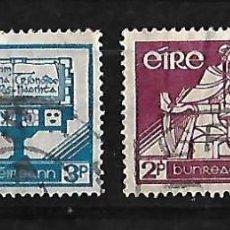 Sellos: IRLANDA 1937 NUEVA CONSTITUCION SERIE COMPLETA . Lote 109592275