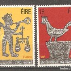 Sellos: IRLANDA,1981,CAT.YT.440/441.. Lote 113478907
