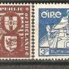 Sellos: IRLANDA,1949,CAT.YT.110/111 Y1958 CAT.YT. 140/141.. Lote 113707771
