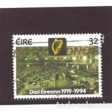 Sellos: IRLANDA 1994 - YVERT NRO. 856 - USADO-FOTO ESTANDAR. Lote 138741741