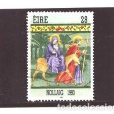 Sellos: IRLANDA 1993 - YVERT NRO. 845 - USADO-FOTO ESTANDAR. Lote 138741816