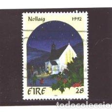 Sellos: IRLANDA 1992 - YVERT NRO. 817 - USADO-FOTO ESTANDAR. Lote 138741852