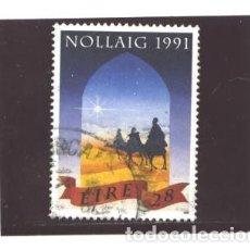 Sellos: IRLANDA 1991 - YVERT NRO. 781 - USADO -FOTO ESTANDAR. Lote 138742122