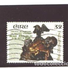 Sellos: IRLANDA 1991 - YVERT NRO. 757 - USADO - FOTO ESTANDAR. Lote 138742314