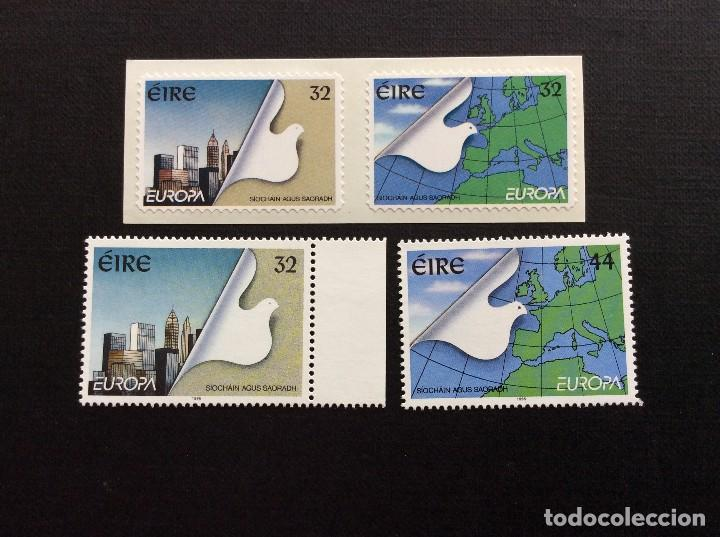 IRLANDA Nº YVERT 896/9*** AÑO 1995. EUROPA. PAZ Y LIBERTAD (Sellos - Extranjero - Europa - Irlanda)