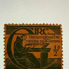 Sellos: SELLO IRLANDA 1/2 P. MICHAEL O' CLERY 1574-1643. Lote 126576443