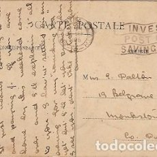 Sellos: IRLANDA & MARCOFILIA, RUEN, BASÍLICA DE BONSECOURS, GRAN NEF, DUBLÍN 1925 (4332). Lote 127979291