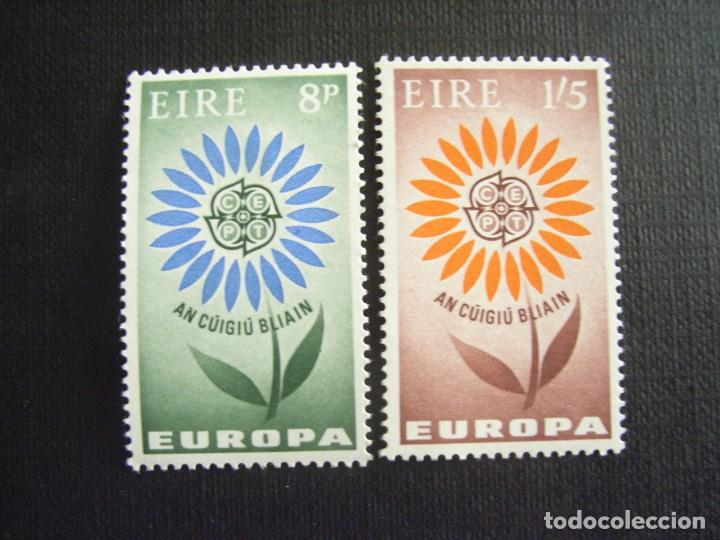 IRLANDA Nº YVERT 167/8*** AÑO 1965. EUROPA (Sellos - Extranjero - Europa - Irlanda)