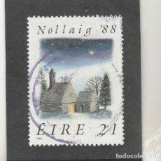 Sellos: IRLANDA 1988 - YVERT NRO. 671 - USADO - FOTO ESTANDAR. Lote 138742542