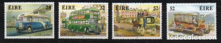 IRLANDA AÑO 1993 YV 838/1*** AUTOBUSES - TRANSPORTES (Sellos - Extranjero - Europa - Irlanda)