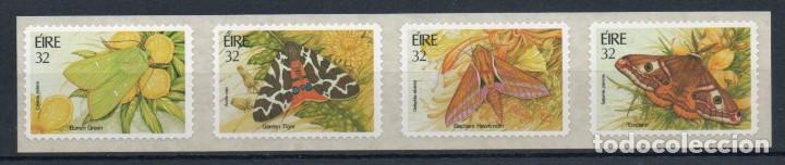 IRLANDA AÑO 1994 YV 868/1**** SELLOS ADHESIVOS - MARIPOSAS - INSECTOS - FAUNA (Sellos - Extranjero - Europa - Irlanda)